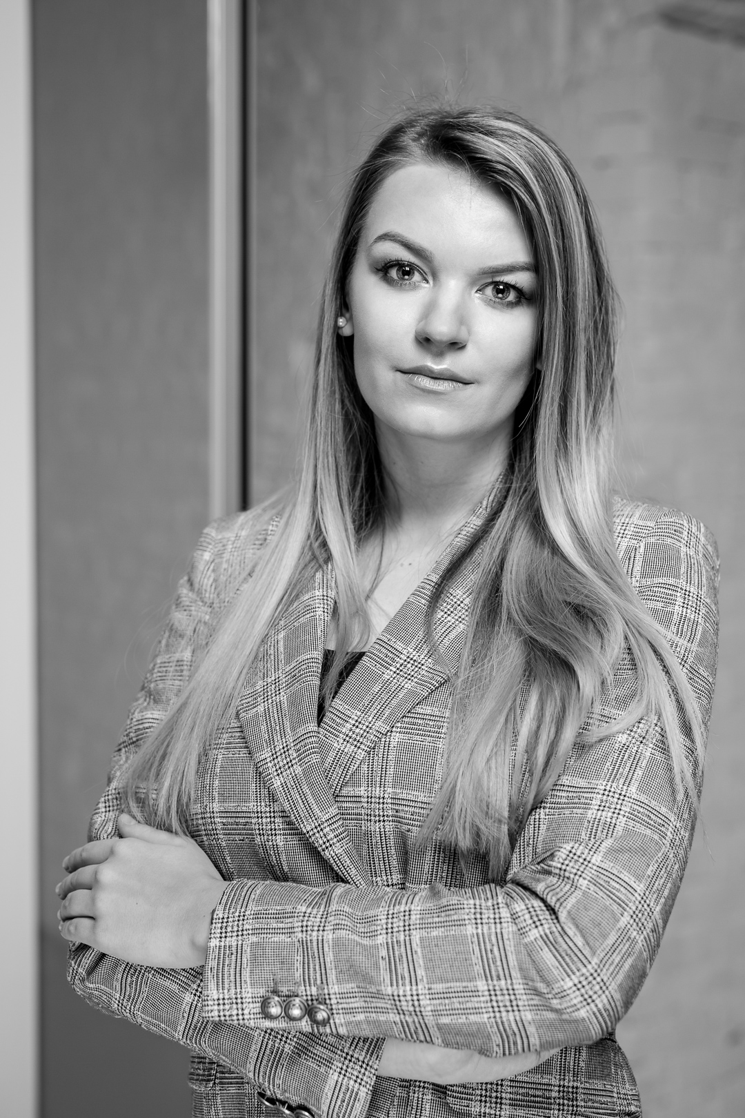 Karolina Jezierska, Aplikant adwokacki
