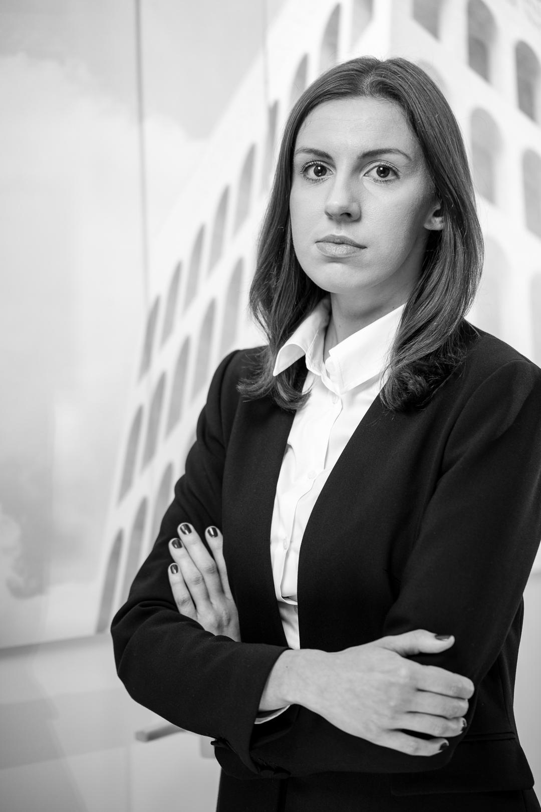 Julia Giel, Radca prawny