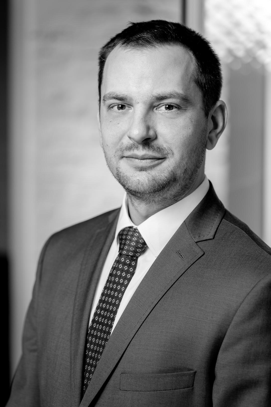 Michał Latuszewski, Radca prawny, Partner zarządzający